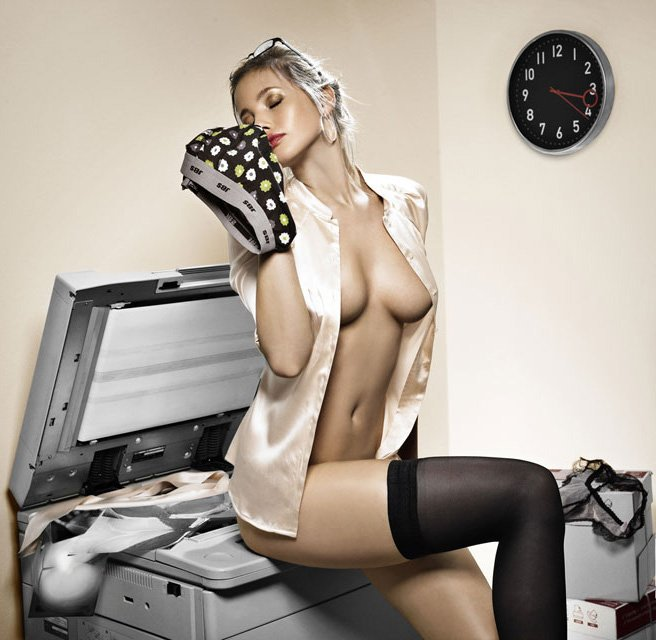 Секретарши (21 фото)