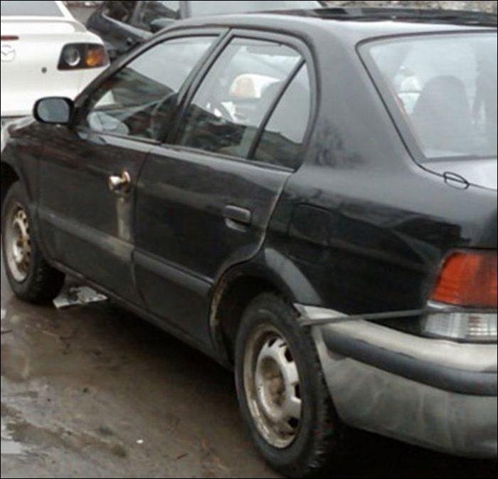 Шедевры починки автомобилей (40 фото)