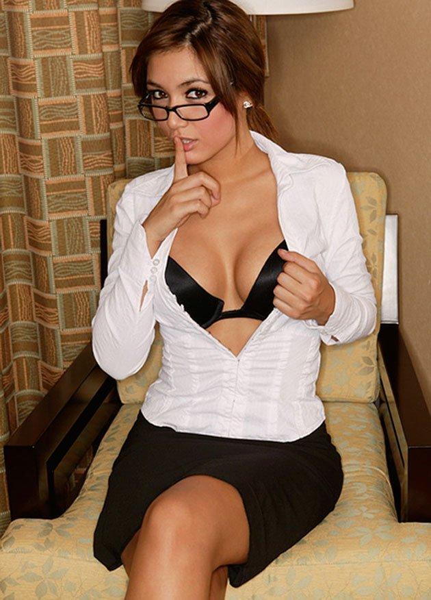 sekretarshi-samie-seksualnie-foto