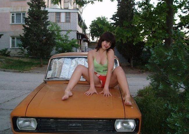 Странные девушки (83 фото)