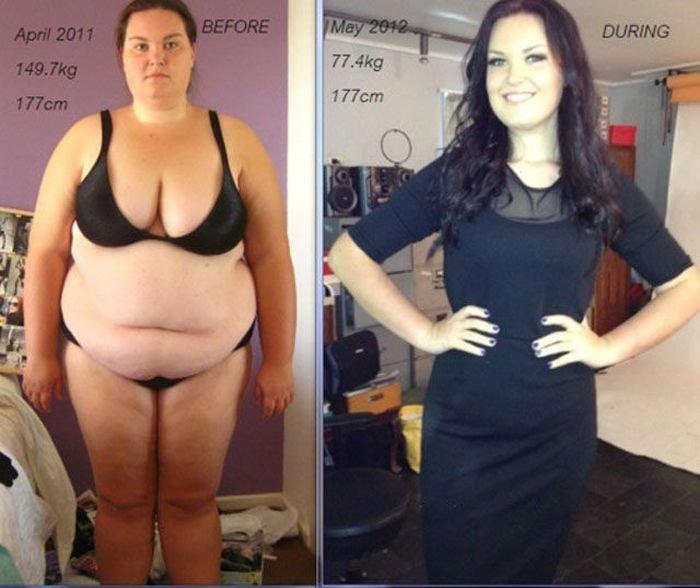 Истории о том как вы похудели