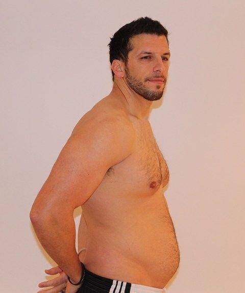 похудел за 3 месяца на 50 кг