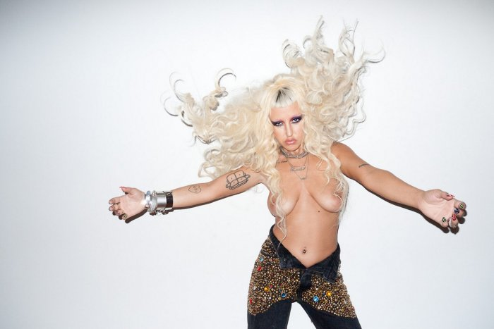 Brooke Candy (15 фото) НЮ!