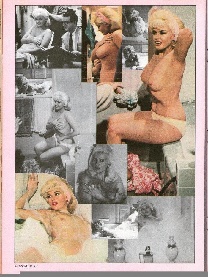 nude photos of jayne mansfield № 78728