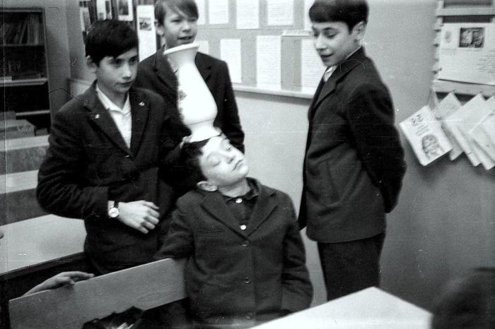 Старшеклассники из СССР (51 фото)