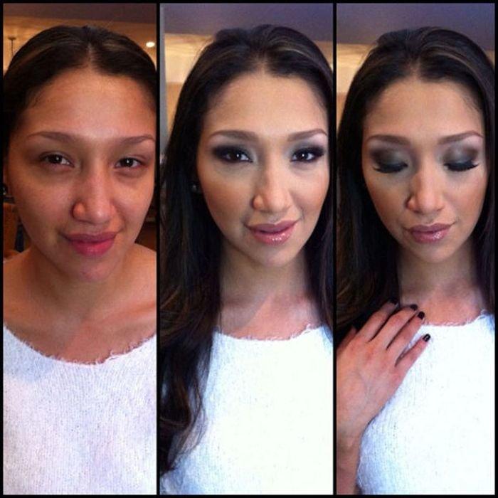 Узбекские звезды без макияжа