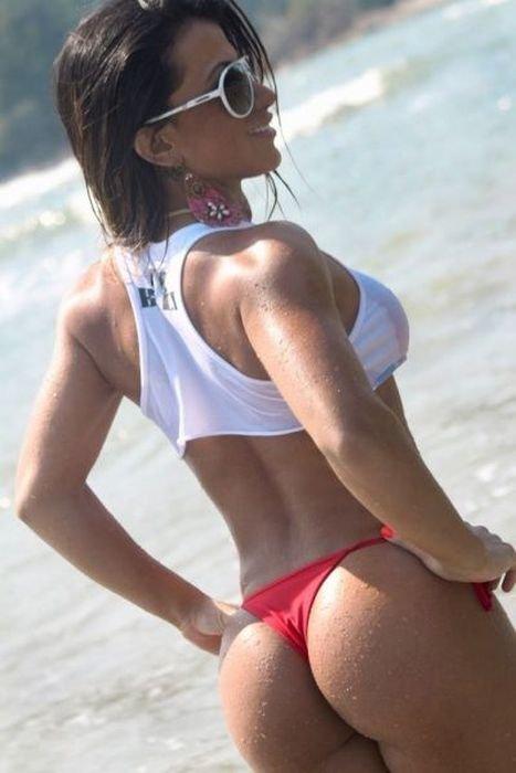 Her tight ass