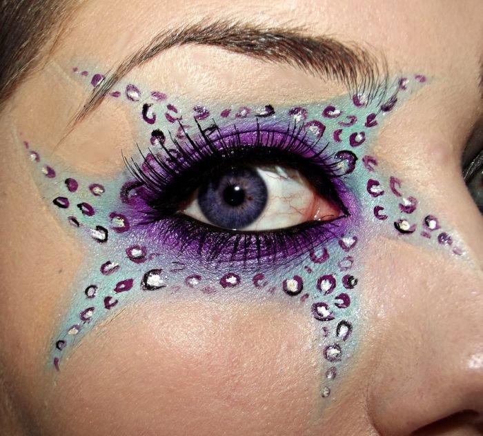 Обалденный макияж (21 фото)