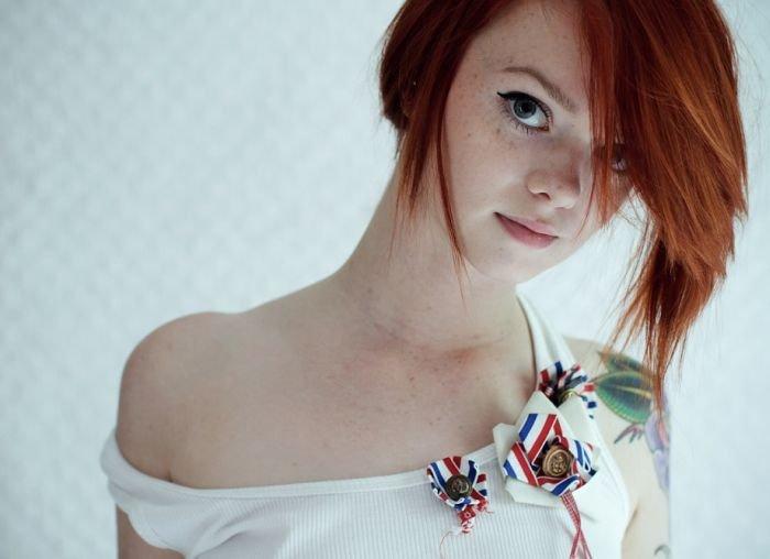 Красивые девушки (67 фото)