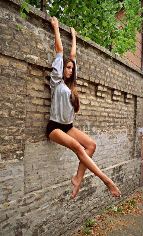 красивые девушки с стройными ногами фото