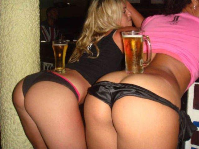 Пьяные девушки (57 фото)