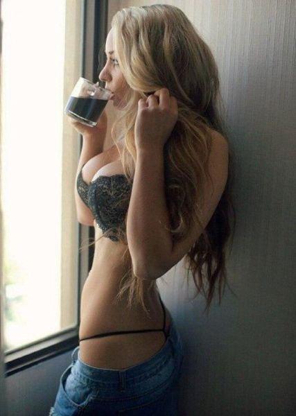 Cute girl (47 photos)