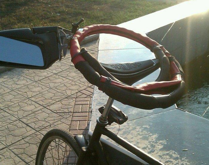 Как сделать тюнинг на велосипед своими руками фото