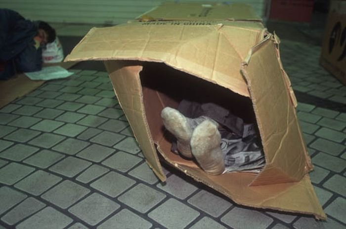 Дом  фото из коробки