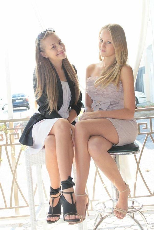 Девушки из социальных сетей (49 фото)