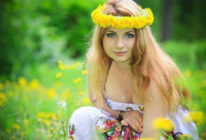 Красивые фото русских жен
