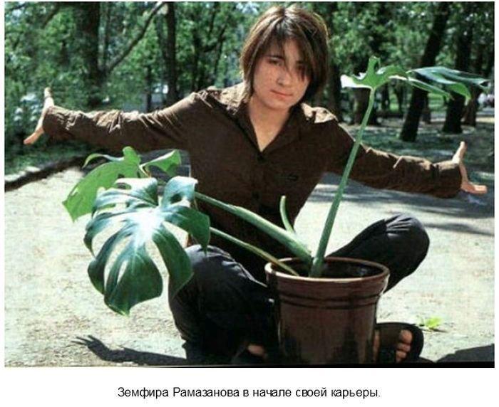 Уникальные фотографии российских известностей(22 фото)