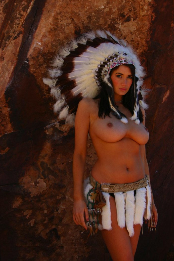 Фото голые индейцы голые