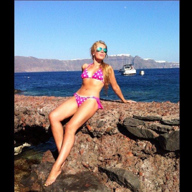 18 Привет красотка! Бьянка Балти в журнале Playboy