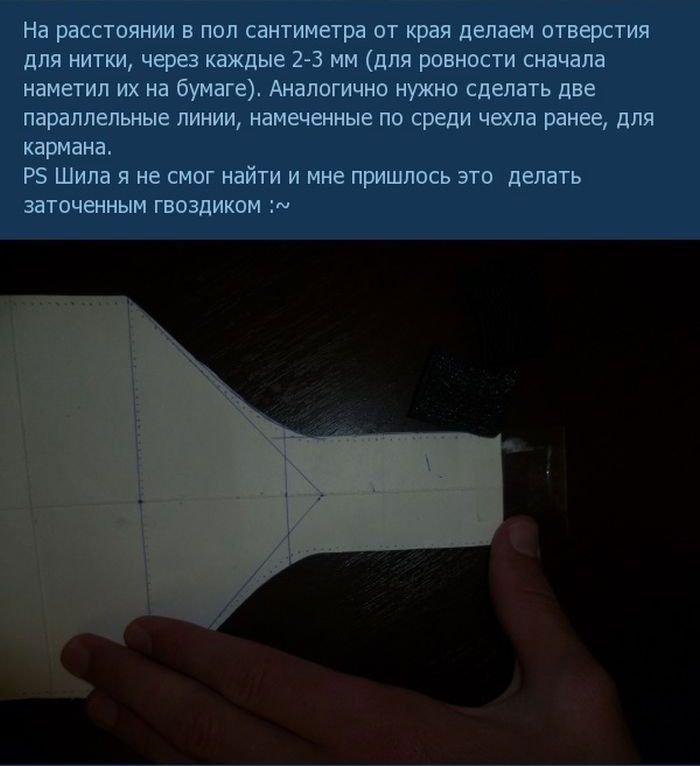 Чехол для телефона своими руками (28 фото)