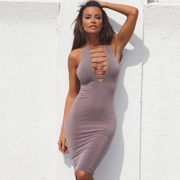 облегающая одежда секси фото-рн2