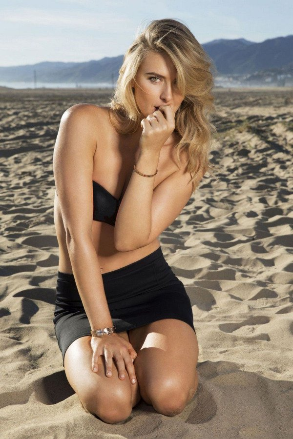 Мария Шарапова в журнале Esquire (5 фото)