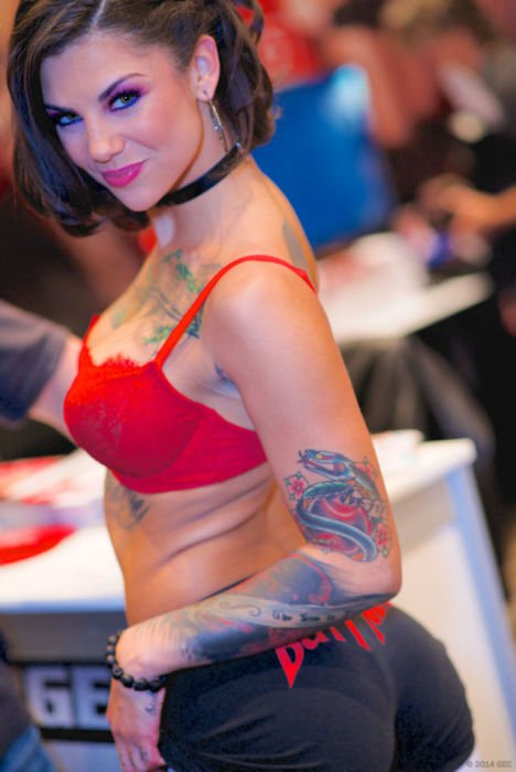 Adult Entertainment Expo 2015 (65 фото)