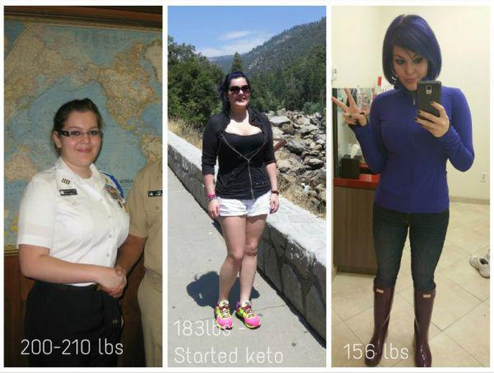 They were able to lose weight (28 photos)