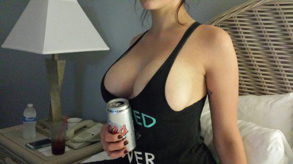 Allie james nude