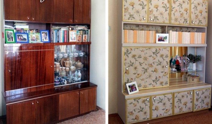 Вторая жизнь старой мебели (15 фото)
