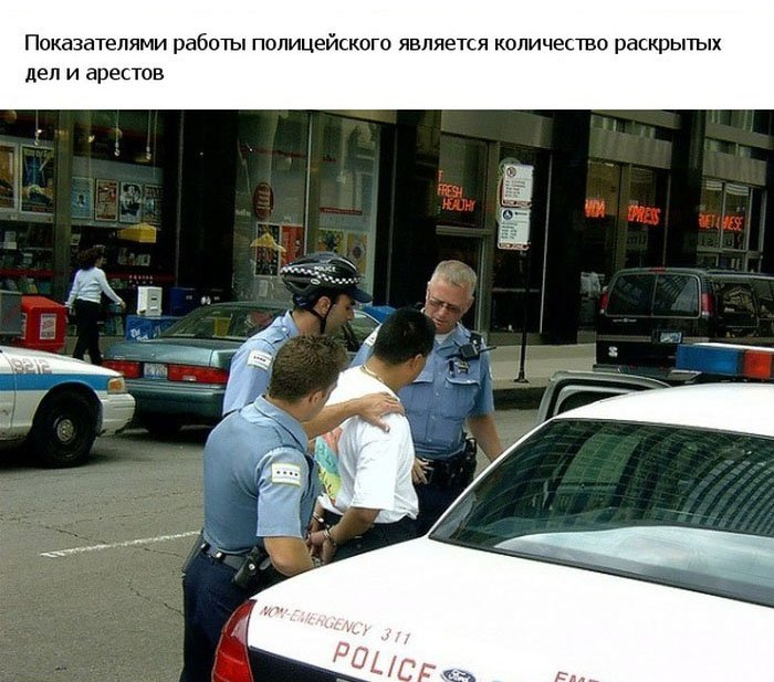 Полиция в США (21 фото)