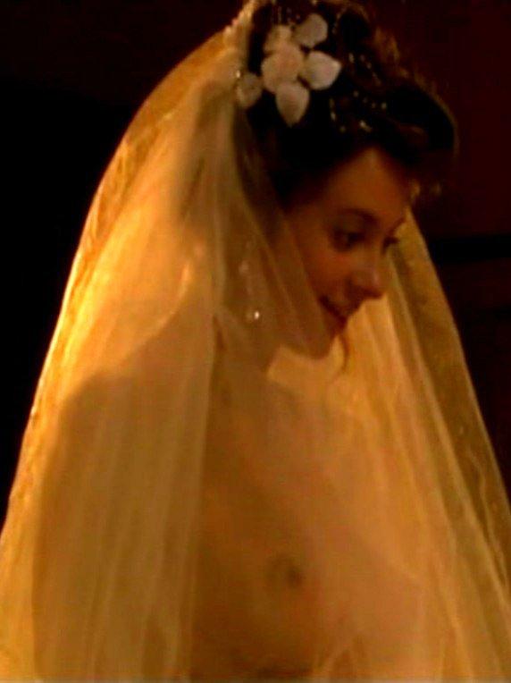 Наталья костенева порно в свадебном платье