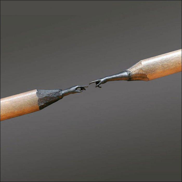 Как сделать грифель для карандаша 593