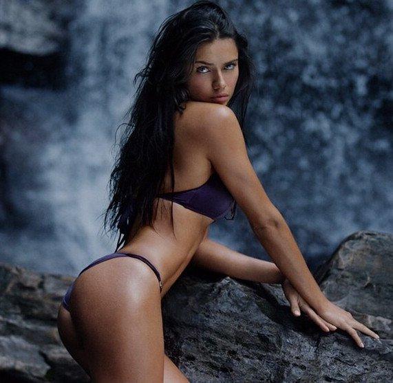 фото девушек модели горячие