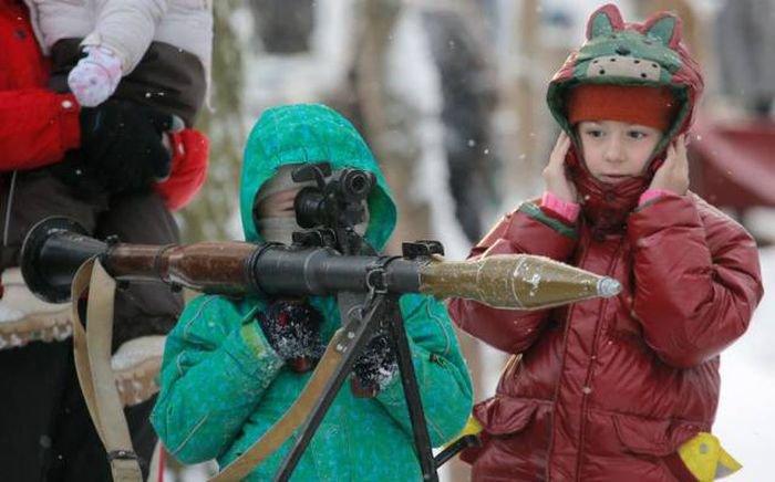Тайник с гранатометами обнаружен в Луганской области, - СБУ - Цензор.НЕТ 8495
