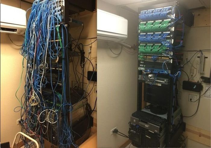 Как сделать свою серверную 17