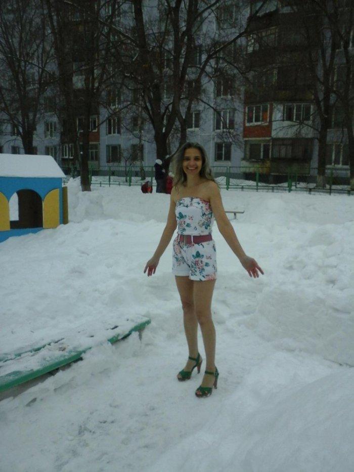 Необычные снегурочки фото — photo 8
