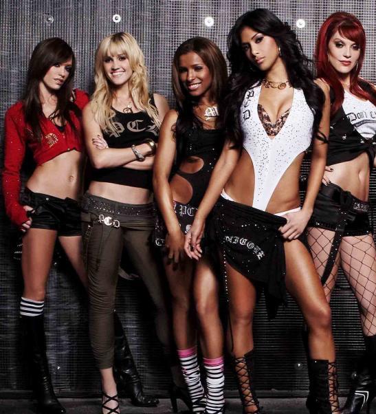 Николь из Pussycat Dolls (15 фото)
