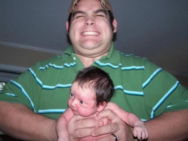 Смешные фото детей