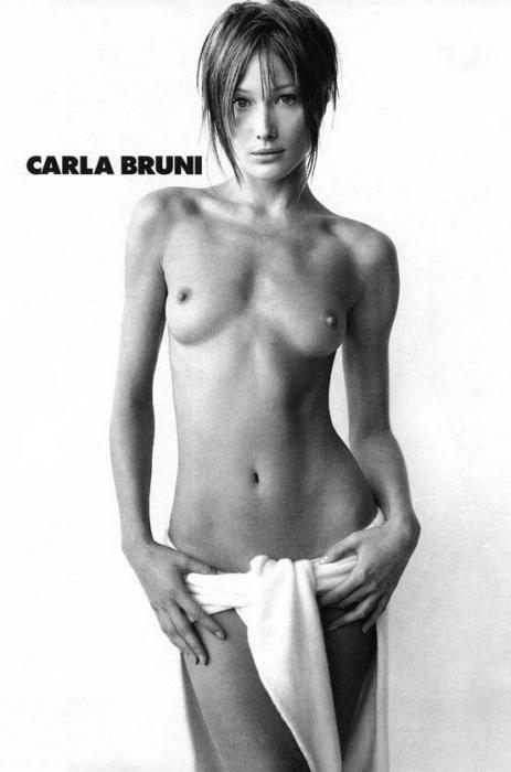 Снималась ли в порно жена саркози