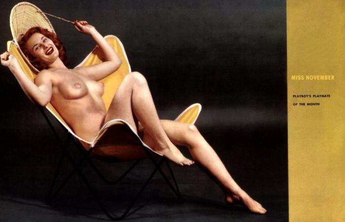 Calendar Girls from the 50′s and 60′s.