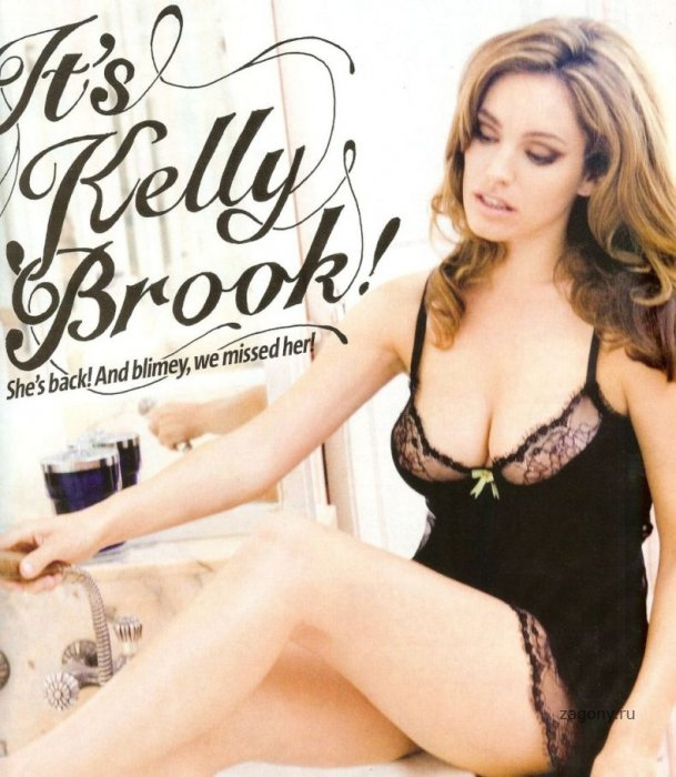 Kelly Brook (6 фото)