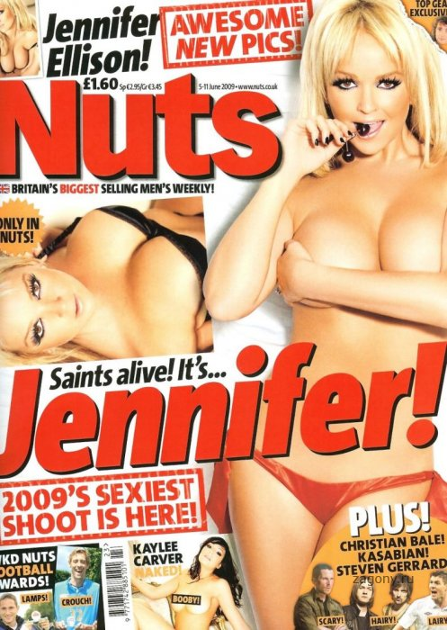 Jennifer Ellison (7 фото)