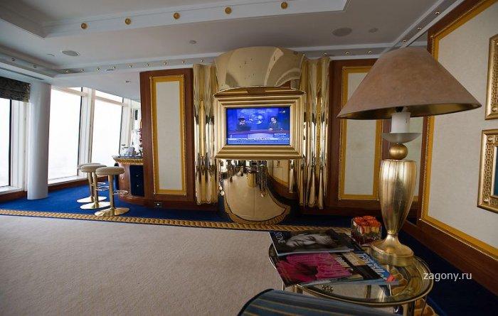 Бурдж Аль Араб - Самая роскошная гостиница в мире (35 фото_