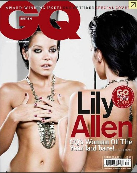 Lily Allen (8 фото)