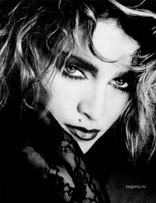 Madonna - Fan club album  Madonna - Photo posted by negroazabache.