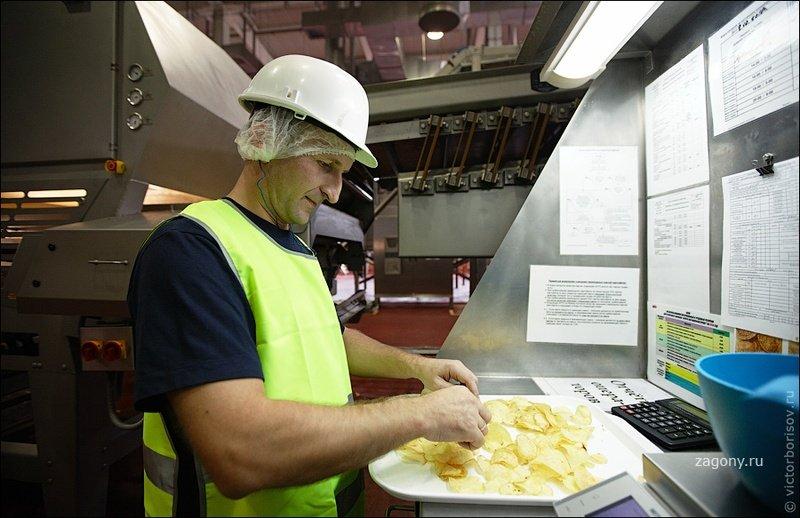 Фото как сделать чипсы