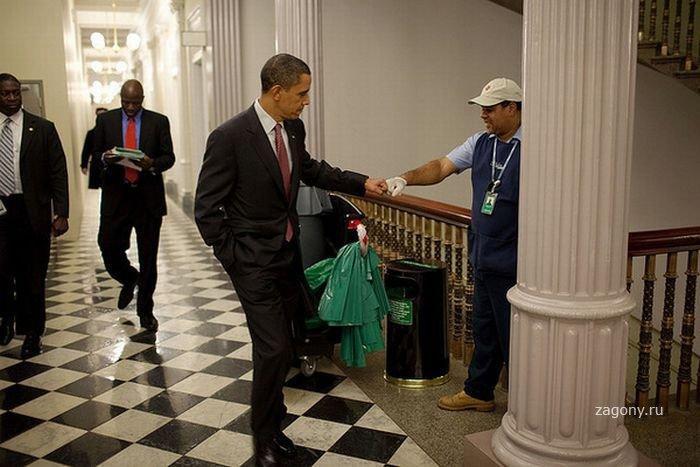 Pozdravi Baraka Obame