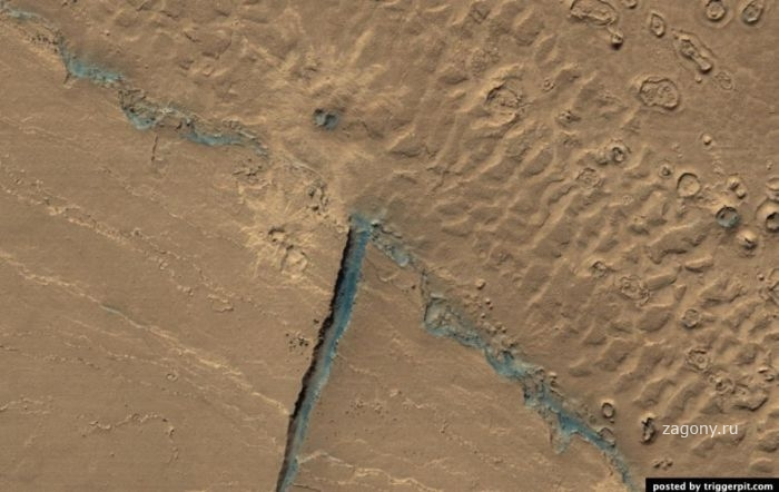 Удивительные фото Марса (43 фото) .