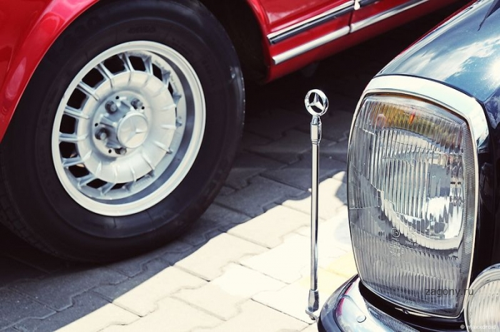 Mercedes-Benz Classic Day � ������ (30 ����)